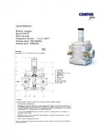 fisa-tehnica-filtru-regulator-gaz