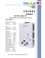 1. Instant calore TN 7