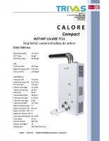 3. Instant calore TF 11