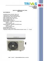 Aer Conditionat Conter Sara 24000Btu