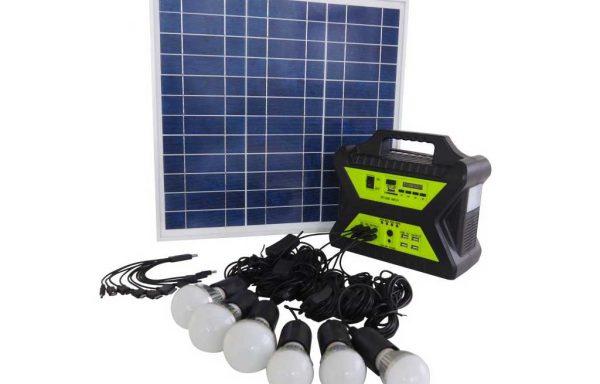 Generator solar 17Ah